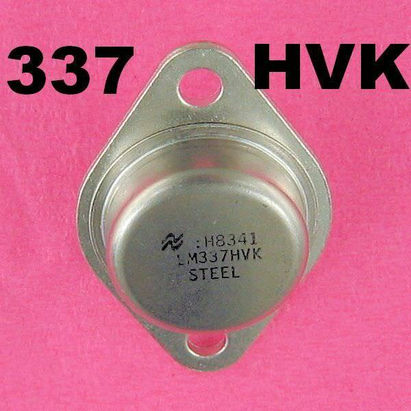 LM337HVK 337HVK TO3 NEW Prime High Voltage Regulator LM337K TO-3 HVK Metal