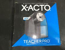 X Acto Pencil Sharpener Teacher Pro Electric Pencil Sharpener With Auto Adjust
