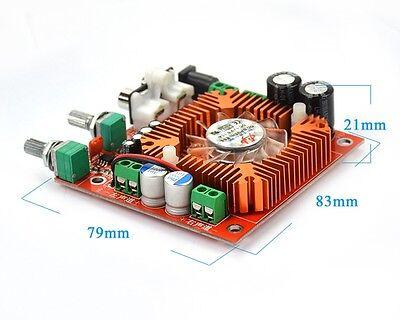 DC12-18V  Amplifier TDA7379 2.1 Channel Audio Amplifier Board 13Wx2+38W Bass  C