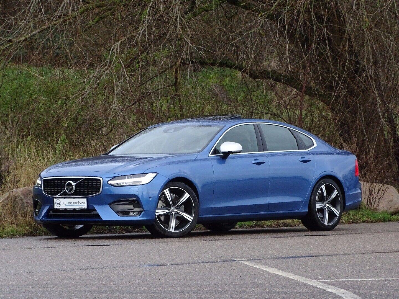 Volvo S90 2,0 D5 235 R-Design+ aut. AWD