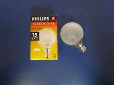 PHILIPS Glühlampe E14 15W P45  DECO 330239 Tropfenlampe Ice Crystal