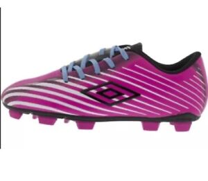 UMBRO Soccer Cleats Pink Size 13 Kids