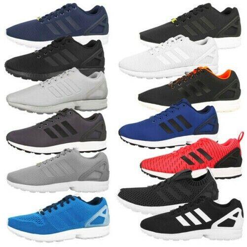 Adidas Zx Flux Chaussures Homme Sneaker Originaux Loisir de Sport Plusieurs