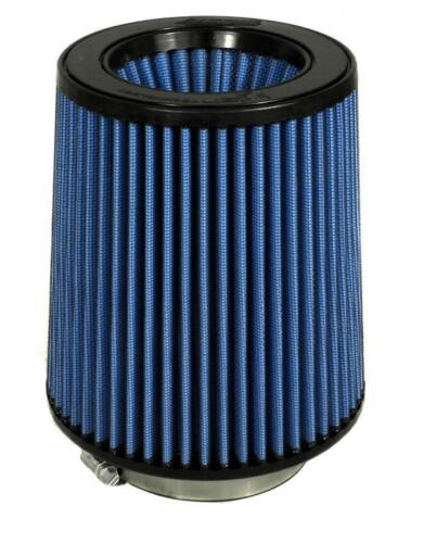 "Injen X-1026-BB 4/"" Flange Dia// 6 1//2/"" Base// 7/"" Tall Nanofiber Dry Air Filter"
