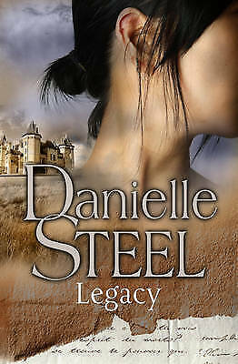 "1 of 1 - ""AS NEW"" Legacy, Steel, Danielle, Book"