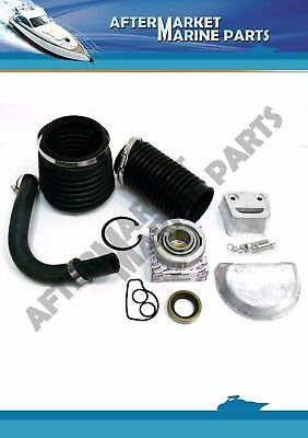 Volvo Penta SX-C bellows and anode kit replaces 3854127 3850426 21752712 3854130
