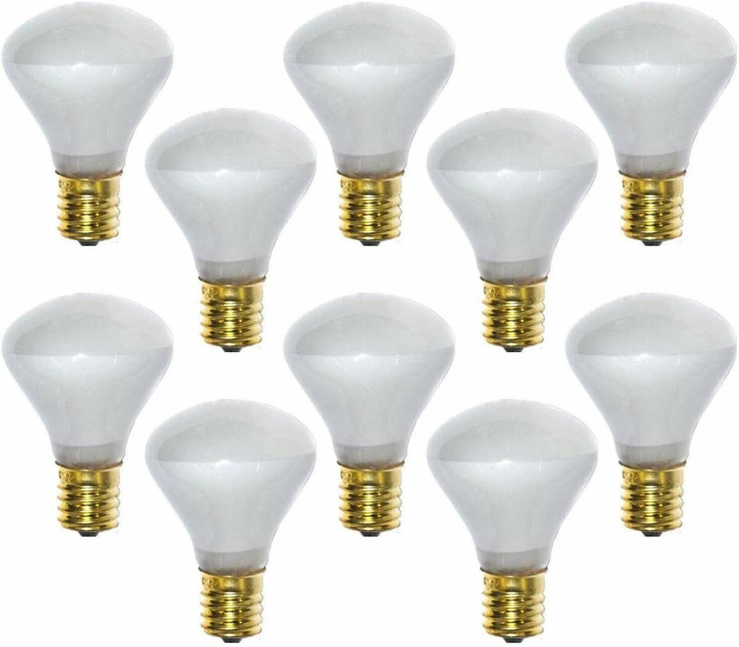Ikea Cfl R14 E17 7w Light Bulb For