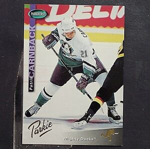 PATRICK-CARNBACK-1994-95-Parkhurst-GOLD-7-Anaheim-Ducks