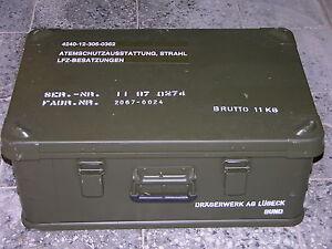 zarges kiste zargesbox bundeswehr bw kiste box robust. Black Bedroom Furniture Sets. Home Design Ideas