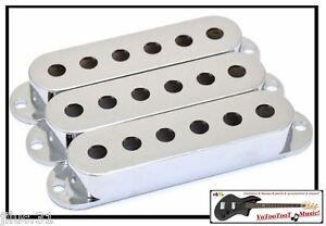 NEW-COVERS-STRAT-52-50-50mm-SILVER-pour-guitare-stratocaster
