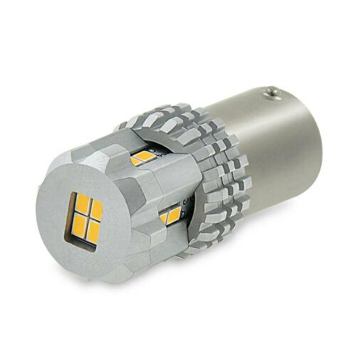 Ampoules 2x DRL DEL P21W 12Smd Diurne Lumière Blanc 6000K CANBUS AUDI TT 2007-2011