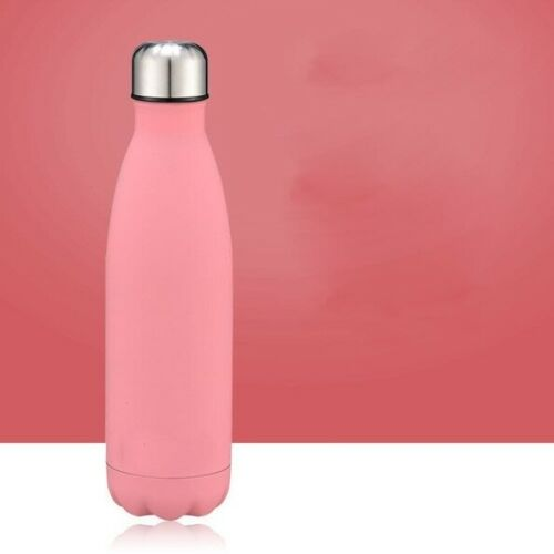 500ml Cola Stainless Steel Water Bottle Double Walled Vacuum Insulated Outdoor