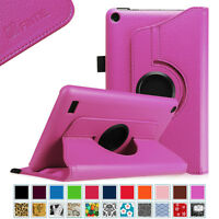Fintie 360° Rotating Case Cover Stand For Amazon Fire 7 Display 5th Gen 2015