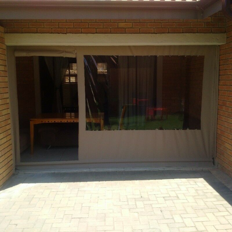 Patio Canvas roller blinds and Awnings   Eastern Pretoria ...