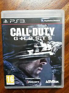 CALL OF DUTY GHOSTS - PS3 - PLAYSTATION 3 - COMPLETAMENTE ITALIANO - Italia - CALL OF DUTY GHOSTS - PS3 - PLAYSTATION 3 - COMPLETAMENTE ITALIANO - Italia