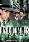 Untouchables Season One Vol 2 - DVD Region 1