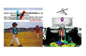 Twenty One Pilots - Regional At Best + Self Titled 2 x CD