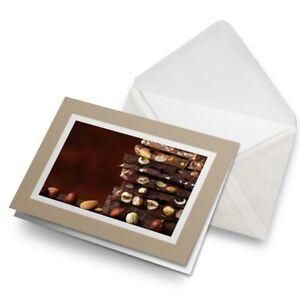 Greetings-Card-Biege-Luxury-Chocolate-Slabs-Sweets-14567