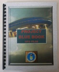 Progetto-Blue-Book-UFO-segreti-un-pianeta-blu-libro-di-progetto-gli-Alieni-e-Ufo