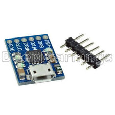 1//2//5PCS MICRO USB to UART TTL Module 6Pin Serial Converter STC NEW CP2102 M109