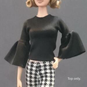 "Handmade~Doll tops for 12/"" Doll~ Barbie,Fashion royalty Silkstone."