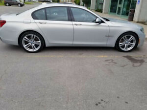 2014 BMW 750i FOR SALE! LOW KMS / EXTENDED WARRANTY
