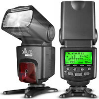I-ttl Speedlite Flash For Nikon D7100 D5300 D5200 D3300 D3200 By Altura Photo® on sale