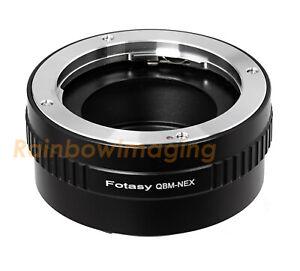 Rollei-QBM-Lens-to-Sony-a6400-a6300-a6100-NEX7-a6000-a5000-a3500-a3000-Adapter