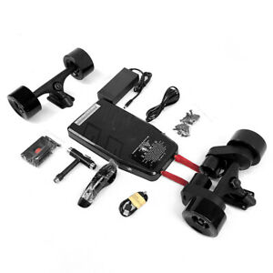 PRIMELEDUSA-DIY-Electric-Skateboard-single-belt-Motor-Kit-Parts-Battery-Pack