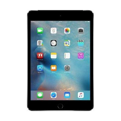 Apple iPad Mini 4 Wi-Fi + Cellular 128GB Spacegrau - WIE NEU