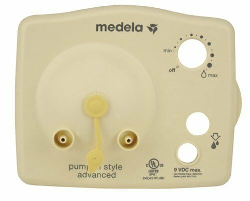 MEDELA FACEPLATE Diaphragm Cap 9V DC Pump in Style Advanced Breast Pump 6007132