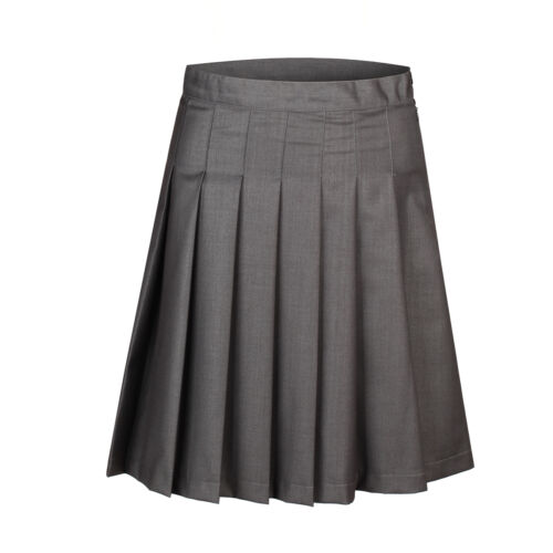 Harry Potter Gryffindor Hermione Granger Short Pleated Wool Skirt Dress Costume by Iplaycos