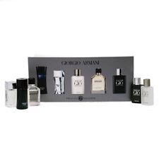 item 4 NEW Giorgio Armani Mens Miniature Fragrance Gift Set 5 x EDT and EDP  Bottles -NEW Giorgio Armani Mens Miniature Fragrance Gift Set 5 x EDT and  EDP ... a3760100e553