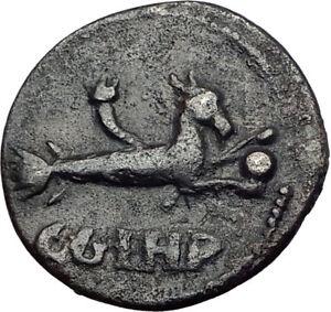 ELAGABALUS-218AD-Genuine-Parion-Parium-Mysia-Ancient-Roman-Coin-CAPRICORN-i65177