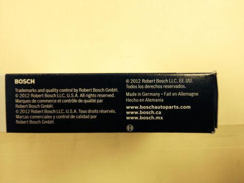 Bosch 9619 set of 4 Fine Wire Iridium Spark Plugs fits MDX TL TSX Accord ZDX RL