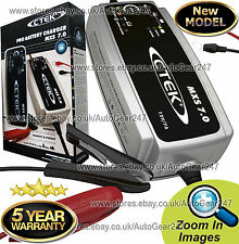 New CTEK MXS 7.0 12v Car Van Smart 8 Stage Automatic Maintenance Battery Charger