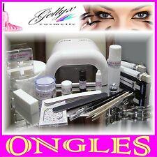 Ongles Set Kit, gel uv lampe, Manucure systèmes de  Monophase !!!f