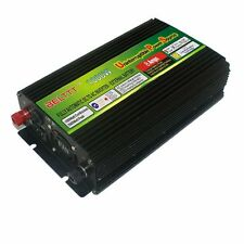 LED display 1000Watts 2000W 12V to 220V Battery Power Inverter + Charger & UPS