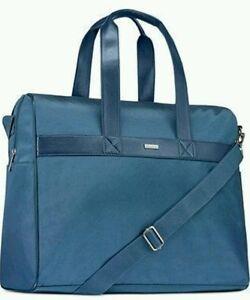 6e6fbc90a5c7 Image is loading Giorgio-Armani-Parfums-Duffle-Bag-Weekender-Travel-Gym-