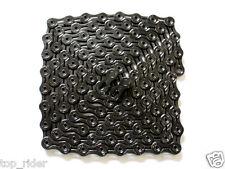 2016 KMC X10SL DLC Bike Chain 116L Super Light Diamond Coating Black/Black