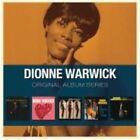 Original Album Series by Dionne Warwick (CD, Mar-2010, Warner Bros.)