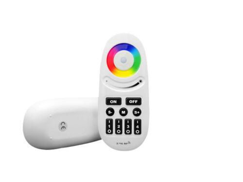 MiLight LED Fernbedienung Farbauswahl+Weiß 4 Kanal für RGB+W LEDs
