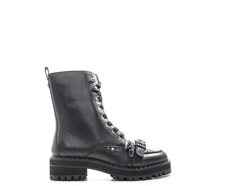Schuhe LIU JO Frau schwarz Naturleder S68091P010222222