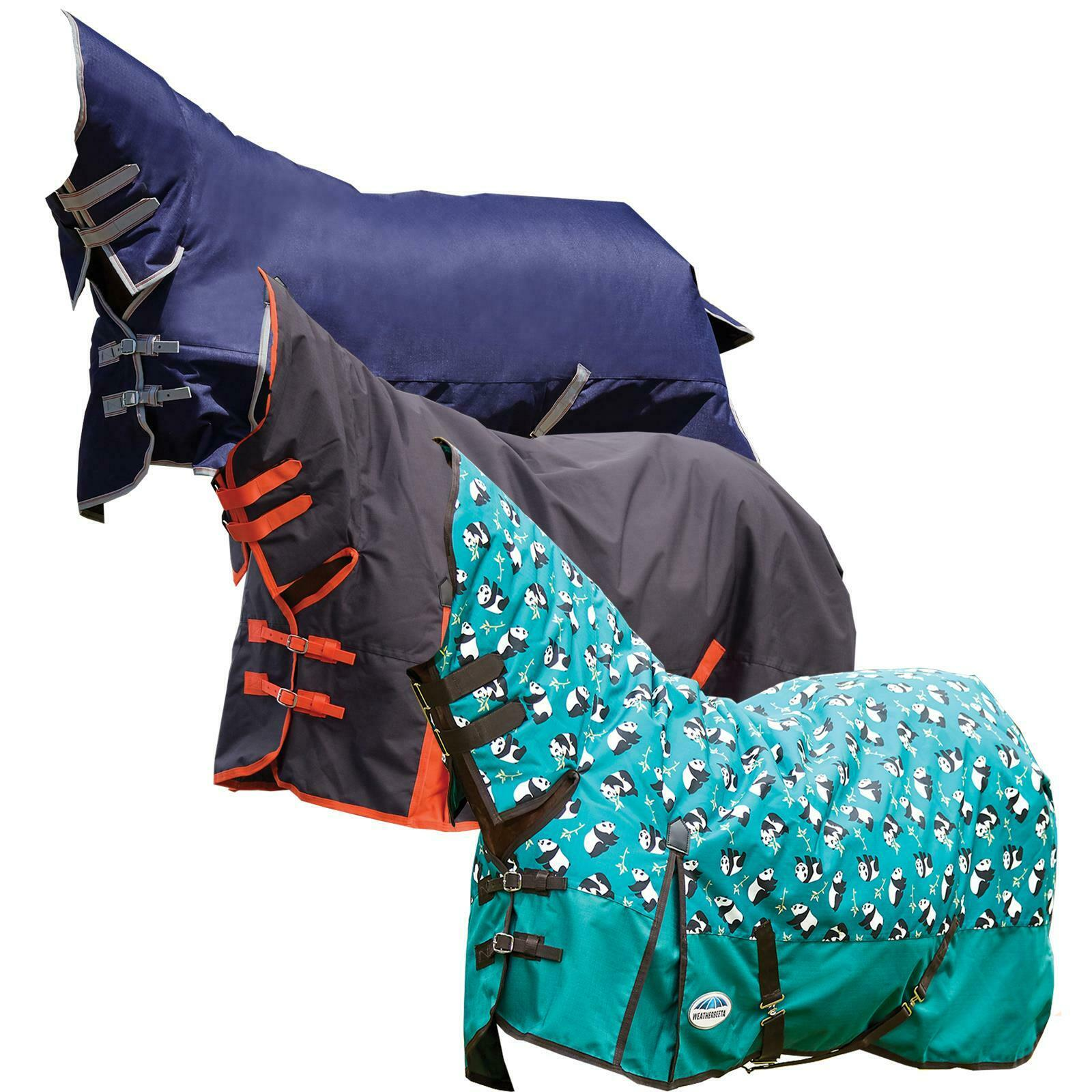 Weatherbeeta Comfitec Essential Combo Medium Turnout Horse Pony Equine Rug Sheet