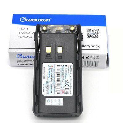 WOUXUN 2000mAh Li-ion Battery For KG-UV9D KG-UV9Dplus Two Way Radio