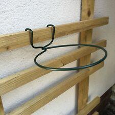 6 Plant Pot Holders Hangers Ringshang Plants On A Trellis Or Pallet