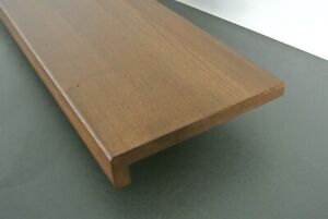 oak stair treads - system2, stained to dark walnut and oiled