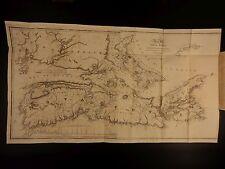 1829 1ed Haliburton Nova Scotia Canada Acadians Whaling Indians Illustrated MAPS