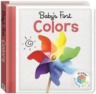 Building Blocks Baby's First: Colors by Hinkler Books (Board book, 2016)