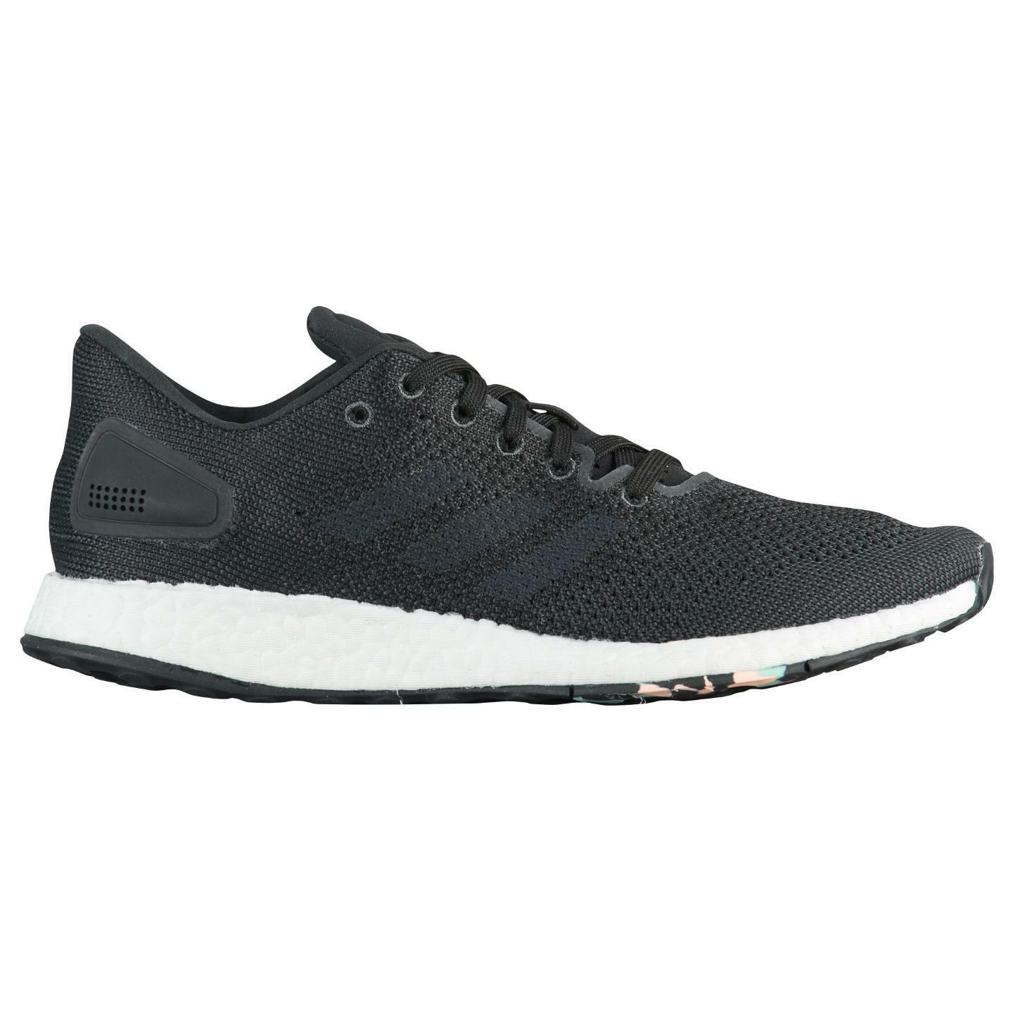 New adidas womens PureBOOST DPR running athletic shoes sneakers Black  160